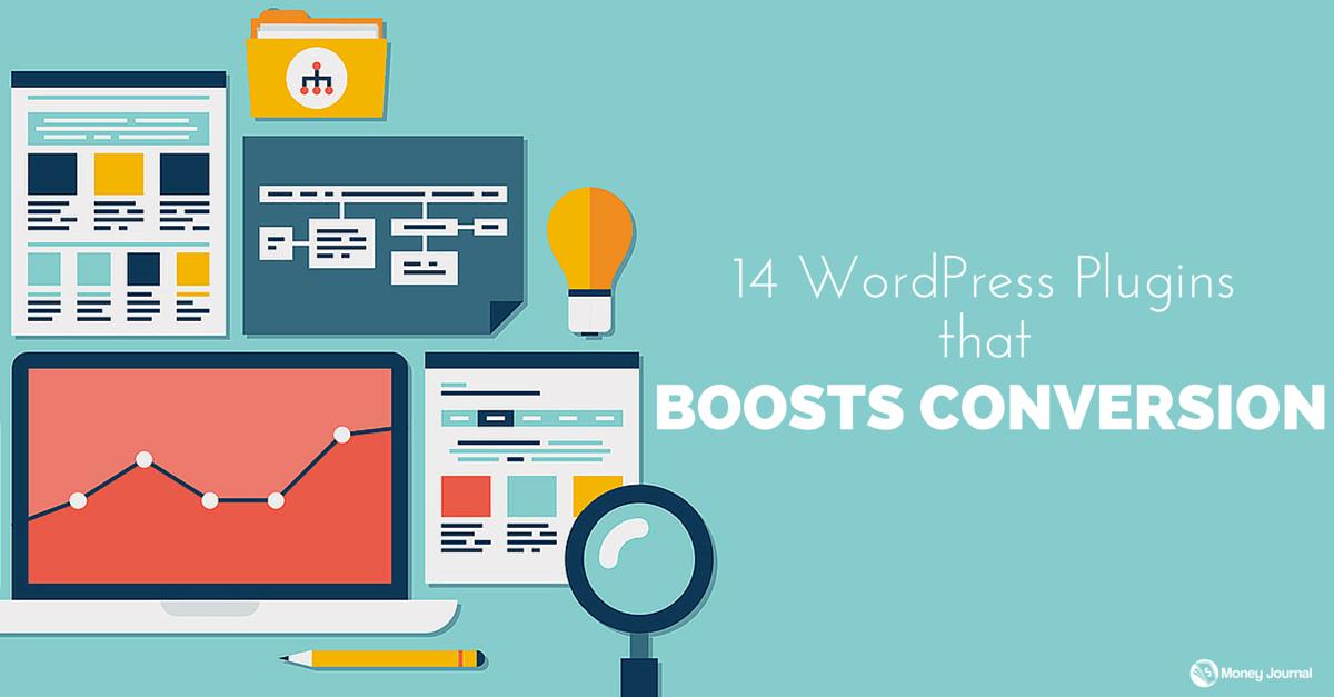 14 Wordpress Plugins to Skyrocket Conversion (CRO)